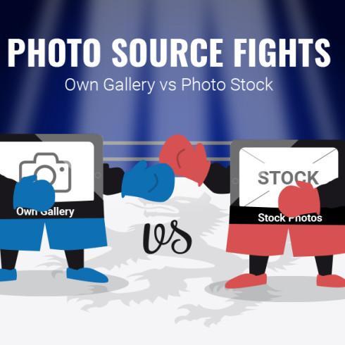 own vs stock