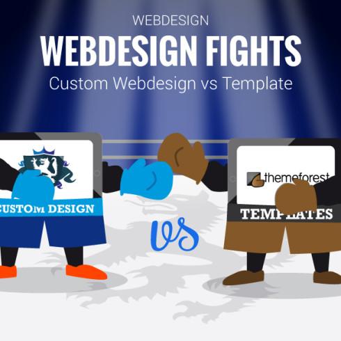 custom-design-vs-templates