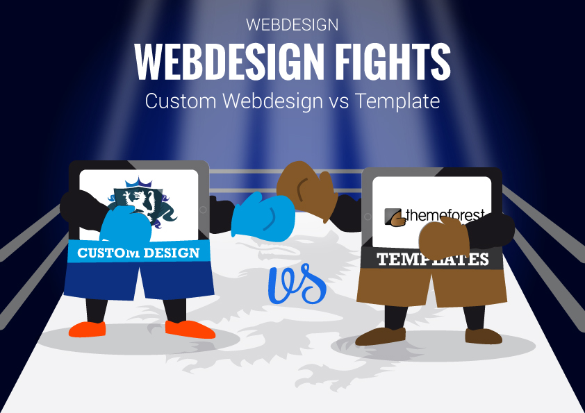 custom-design-vs-templates