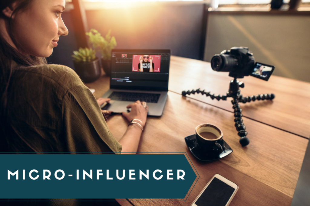 micro-influencerem