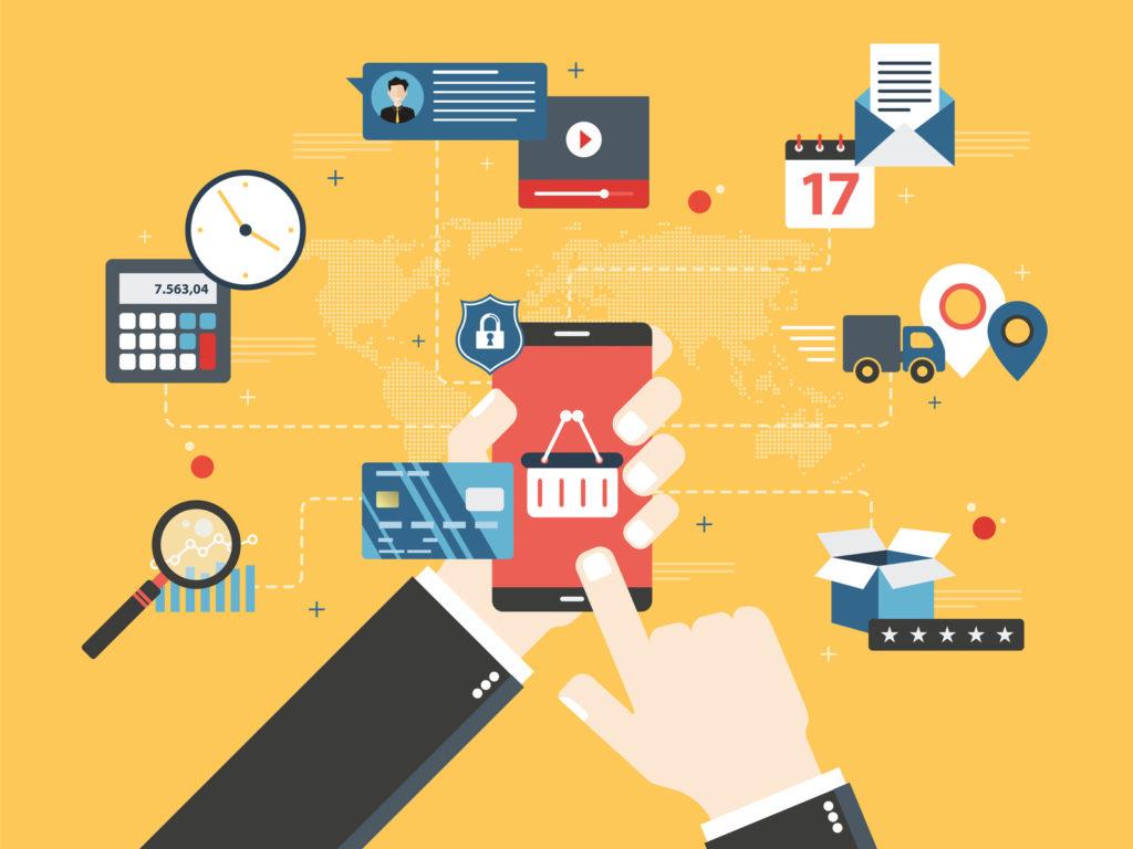 funkcje sklepu internetowego