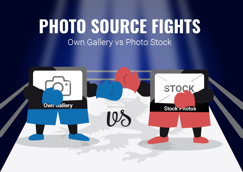 own vs stock