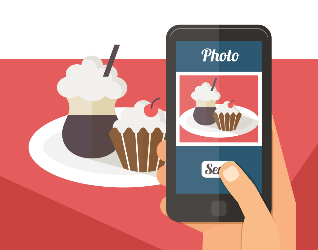Zdjęcia jedzenia