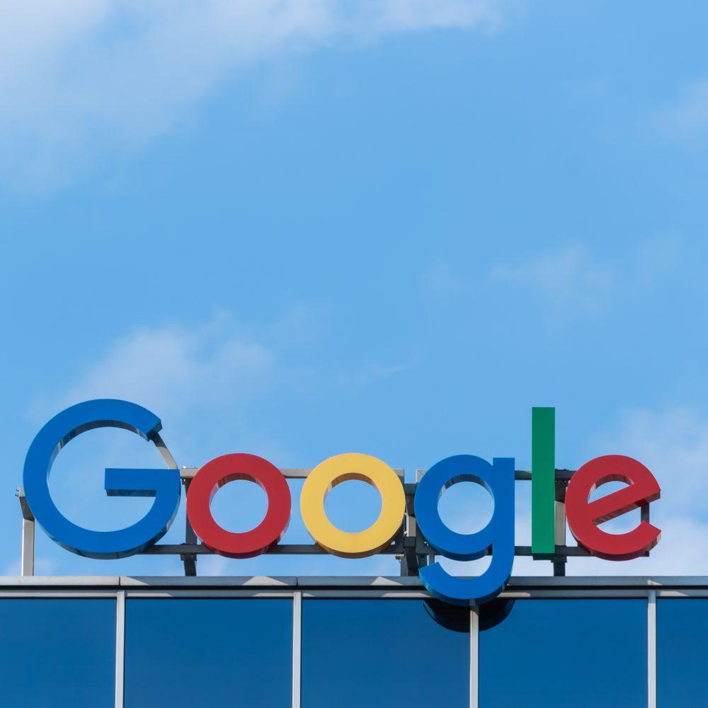 strona nie jest widoczna w Google